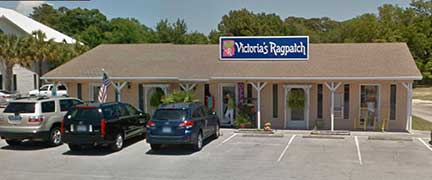 Victoria's Ragpatch Women's Clothing and Acccessories Ocean Isle Beach NC